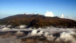 La ruta de los volcanes en Quito