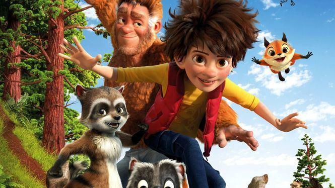 Cine infantil en el Festival de San Sebastián patrocinado por la empresa Amenabar