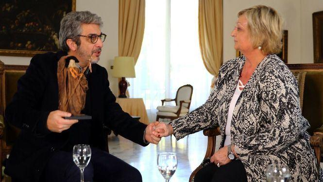 El actor Ricardo Darín obsequiado en Uruguay con El Gaucho