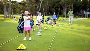 Riviera Maya Golf Club sede del torneo infantil Mayan Challenge 2019