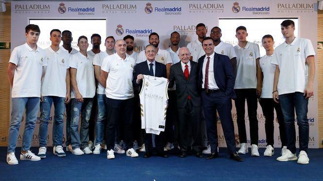 Palladium Hotel Group nuevo patrocinador oficial del Real Madrid de Baloncesto
