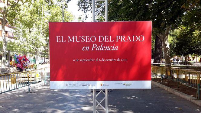 El Prado en las calles llega a Palencia
