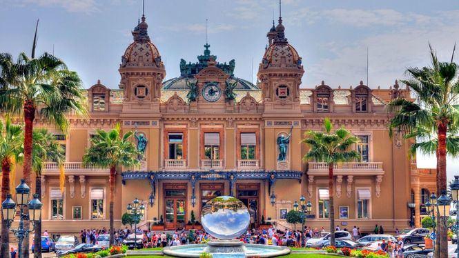 Mónaco, la joya del Mediterráneo que esconde uno de los casinos más espectaculares de toda Europa