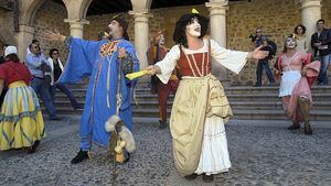 Regresa el Tren Medieval para descubrir la oferta turística de Sigüenza
