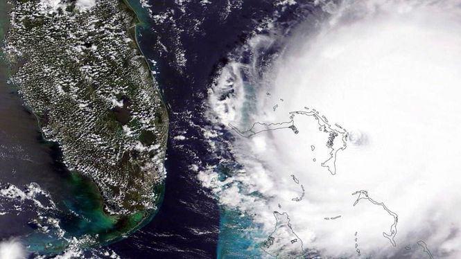 Las Bahamas tras el huracán Dorian