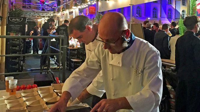 Madrid por primera vez en el Lyon Street Food Festival