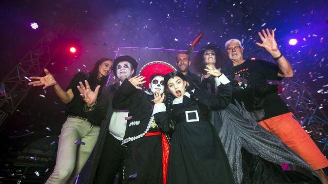 El terror más familiar de Halloween en Sendaviva