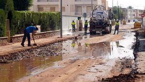 La normalidad vuelve al municipio de Cartagena tras la gota fría