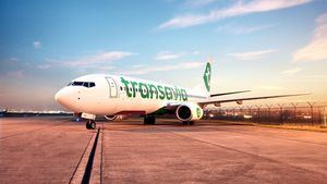 Nueva ruta de compañía aérea Transavia, Bilbao – Róterdam