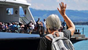 España sólo tiene seis puertos de crucero accesibles