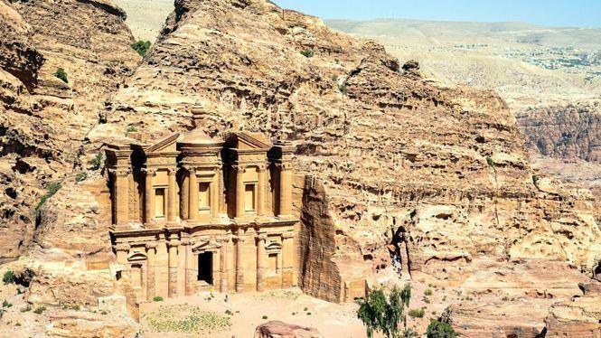 Curiosidades sobre la ciudad perdida, Petra