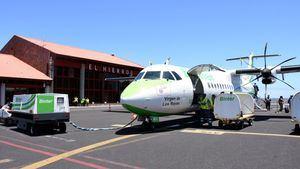 Binter establecerá cuatro nuevas frecuencias entre Tenerife y El Hierro