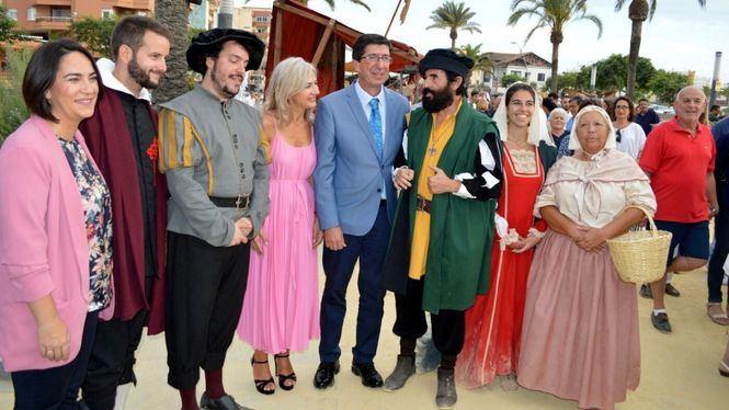 La Nao Victoria partió desde Sanlúcar 500 años después para una nueva vuelta al mundo