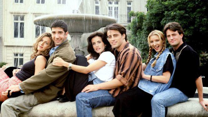 ¿Qué vino sería cada personaje de la serie Friends?