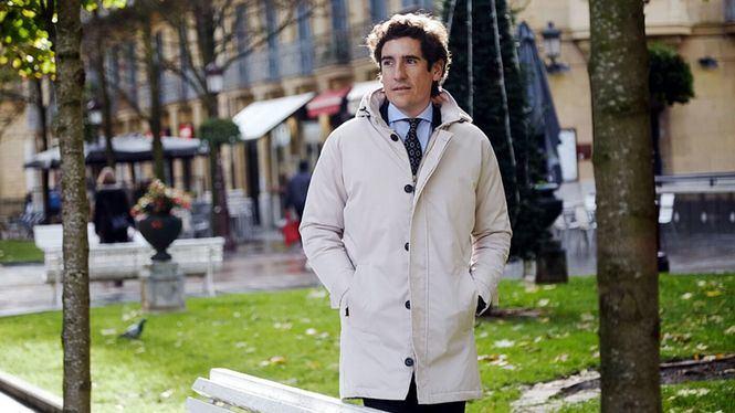 Pablo López, fundador de la firma de moda masculina Silbon