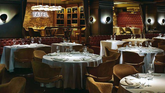 TATEL Madrid, uno de los 25 restaurantes del mundo por los que merece la pena viajar
