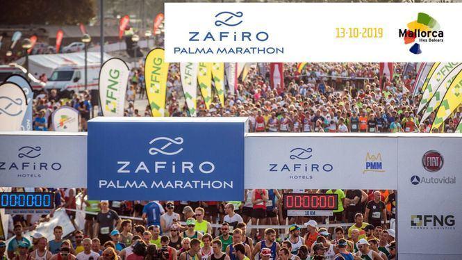 La Zafiro Palma Marathon regresa a la capital balear