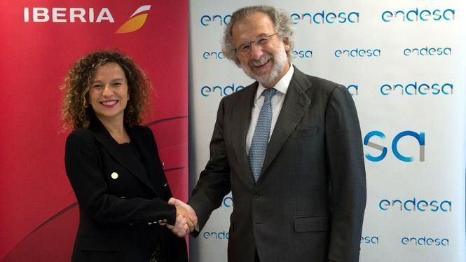 Endesa se incorpora al programa Iberia Plus