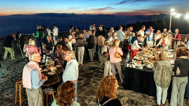 Charla-taller sobre la arqueología del cielo de Canarias