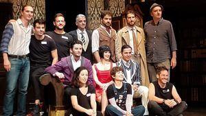 La función que sale mal en Teatro La Latina