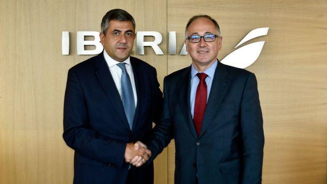 Iberia y la Organización Mundial del Turismo firman un acuerdo por un Turismo Sostenible