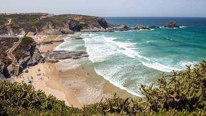 Playa Zambujeira