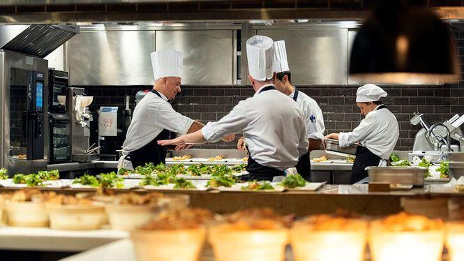 La cocina de Berasategui triunfó en la gala anual de Abama Resort
