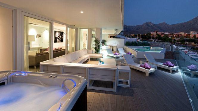 Escapada de otoño a Tenerife, Hotel Baobab Suites