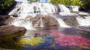Río de los Cinco Colores