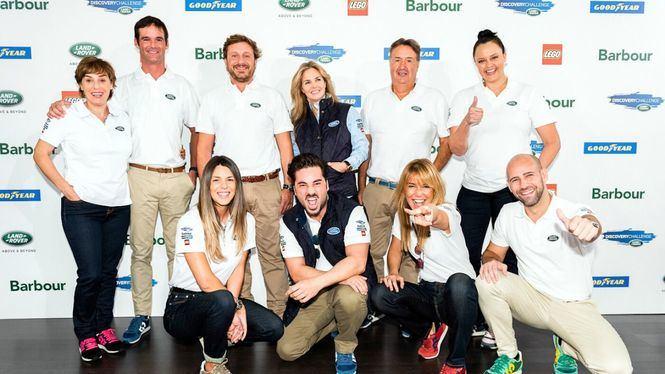 Land Rover Discovery Challenge, celebra su primera década como evento solidario de Land Rover España
