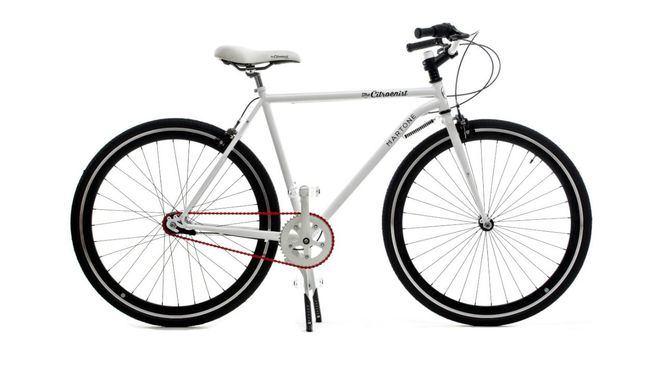 La nueva bicicleta de edición limitada de Citroën en colaboración con Martone
