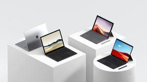 Novedades en la familia Surface de Microsoft