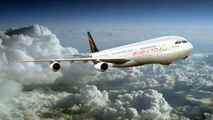 Plus Ultra Líneas Aéreas ha puesto en marcha una acción para recaudar fondos destinados a AECC