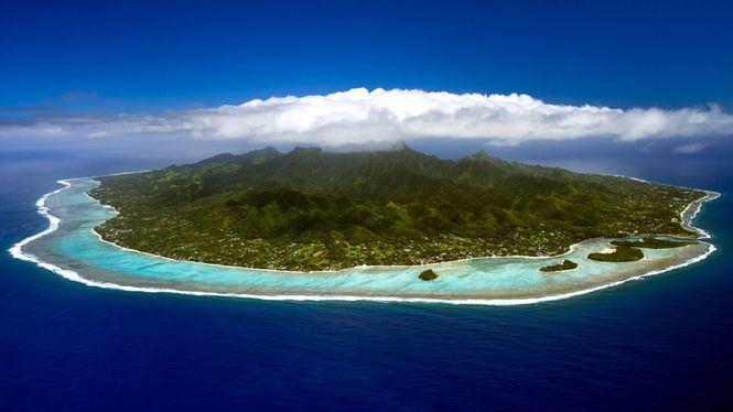 Vaka Eiva, la espectacular carrera de remo en las Islas Cook