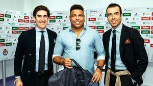 La firma cordobesa Silbon vestirá durante esta temporada al equipo del Real Valladolid