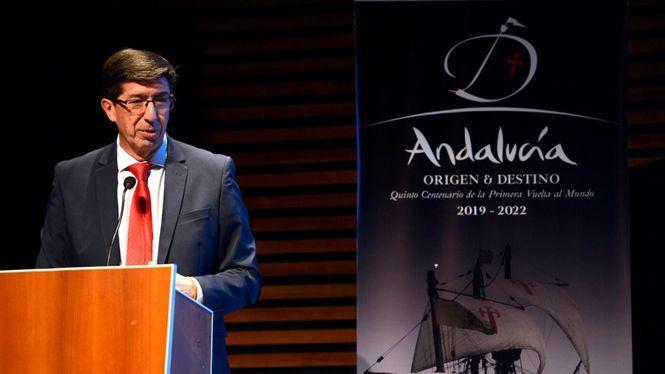 Presentación del proyecto Andalucía, Origen y Destino en Buenos Aires
