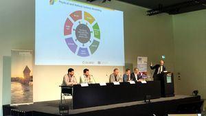 Canarias habla del futuro del turismo en Europa en una cumbre en Suiza