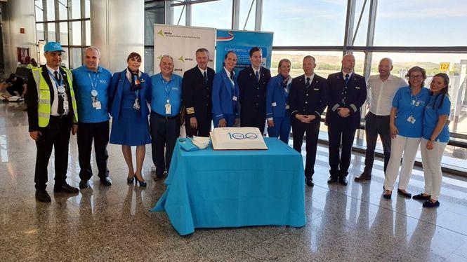 KLM celebra su centenario apostando por un futuro cada vez más innovador y sostenible