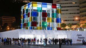 Encuentro de Arquitectos en el Centro Pompidou Málaga