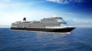 Comienzan los trabajos de construcción del cuarto barco de la compañía Cunard Line
