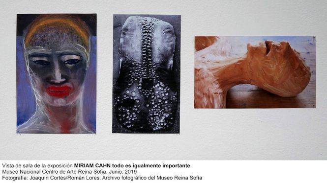 Miriam Cahn. todo es igualmente importante