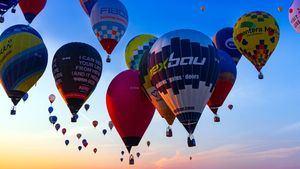 Mallorca acogerá el campeonato europeo de globos aerostáticos