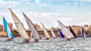 Celebrado el II Trofeo Armada de Vela Latina