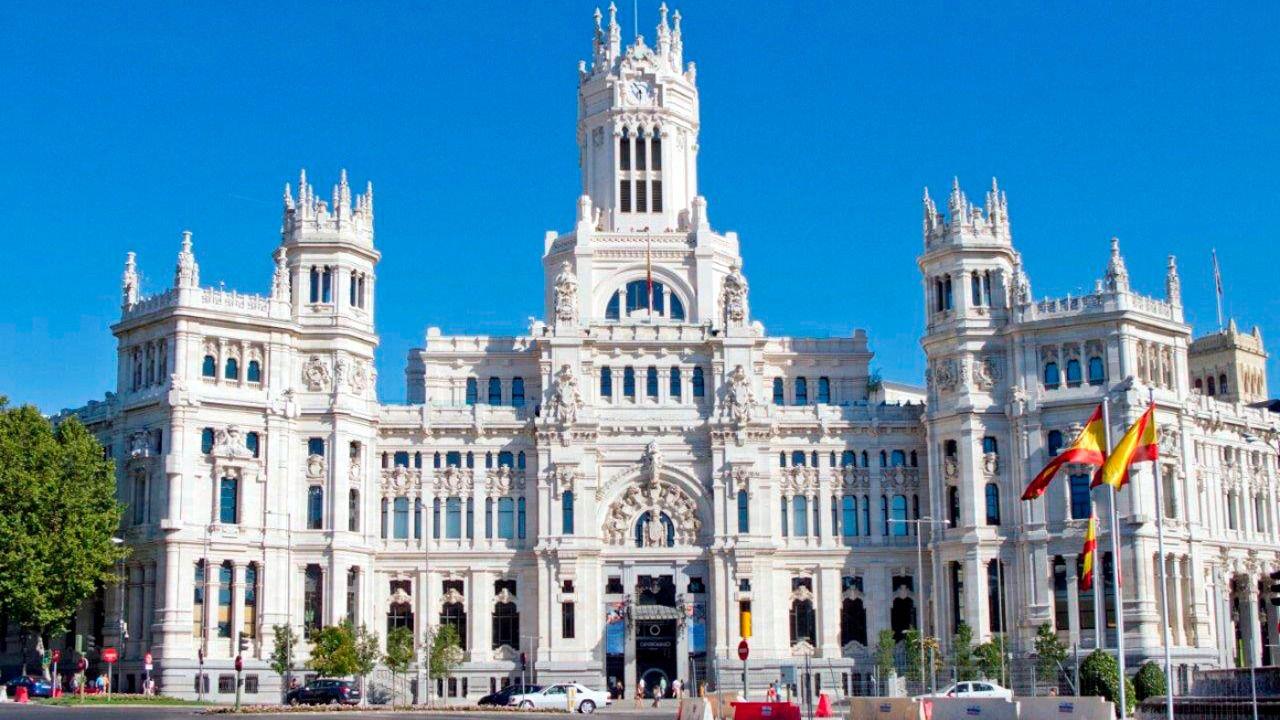 Madrid Celebra El Centenario Del Palacio De Cibeles Con Una
