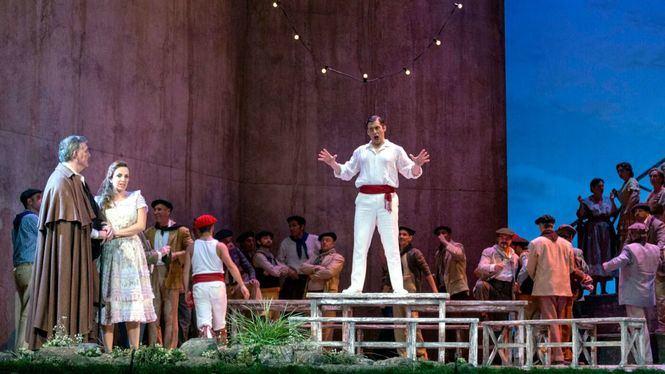 El Teatro de la Zarzuela emite El caserío en directo a través de facebook, youtube y su página web