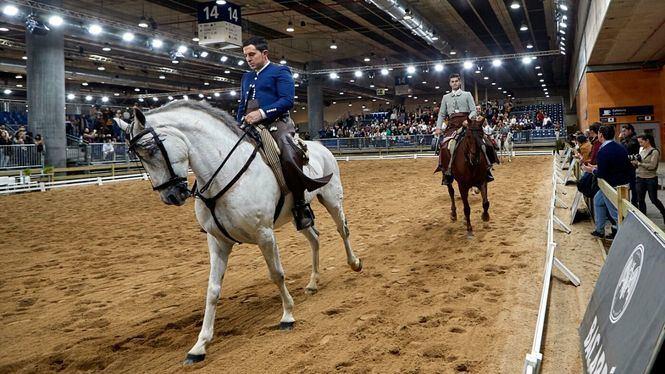 Final de la Copa Maestros de la Vaquera en Ifema Madrid Horse Week