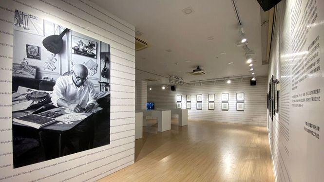 Llega a Shanghái tras su paso por Pekín la exposición Picasso, escritor