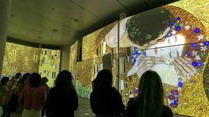 El Oro de Klimt supera los 10.000 visitantes en los primeros diez días de apertura