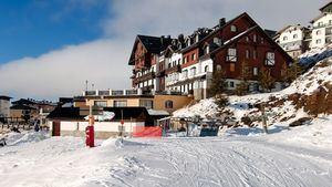 Vincci Selección Rummaykiyya se prepara para inaugurar la temporada de nieve