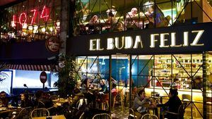 El Buda Feliz. El primer restaurante chino de Madrid renueva su aspecto y su carta